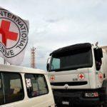 Волонтери повезли на окуповану Донеччину понад сотню тонн гуманітарної допомоги