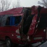 В Волновахском районе в аварии из-за гололеда пострадали трое пассажиров. Среди них 8-летний ребенок