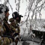 Штаб ООС: Оккупанты обстреливали из зенитных установок позиции ВСУ. Потерь нет