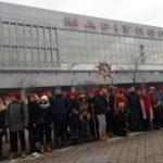 """Більше 100 студентів з Харкова відвідають міста Донеччини зі """"Щедриком"""""""