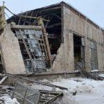 В окупованій Горлівці завалився цех машинобудівного заводу. Один робітник загинув (ОНОВЛЕНО)