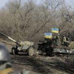На Донбассе боевики обстреляли жилые сектора Золотого и Новоалександровки, — Штаб ООС