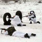 Один з військкоматів Донеччини провів спільні навчання для цивільних та бійців