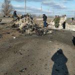 Боевики заявляют о подрыве гражданского автобуса на одном из неподконтрольных КПВВ (обновляется)