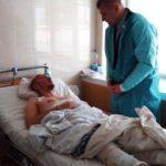 З'явились фото поліцейських, які вижили після вибуху у Ясинуватському районі