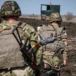 Штаб ООС: На Донбассе военные ВСУ уничтожили артиллерию и ракетный комплекс боевиков