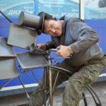 """МАГія металу в Сєвєродонецьку. Історія """"генерала бойових напилків"""""""