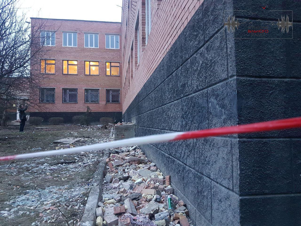 В Бахмутській школі №10 вже розпочався ремонт повним ходом