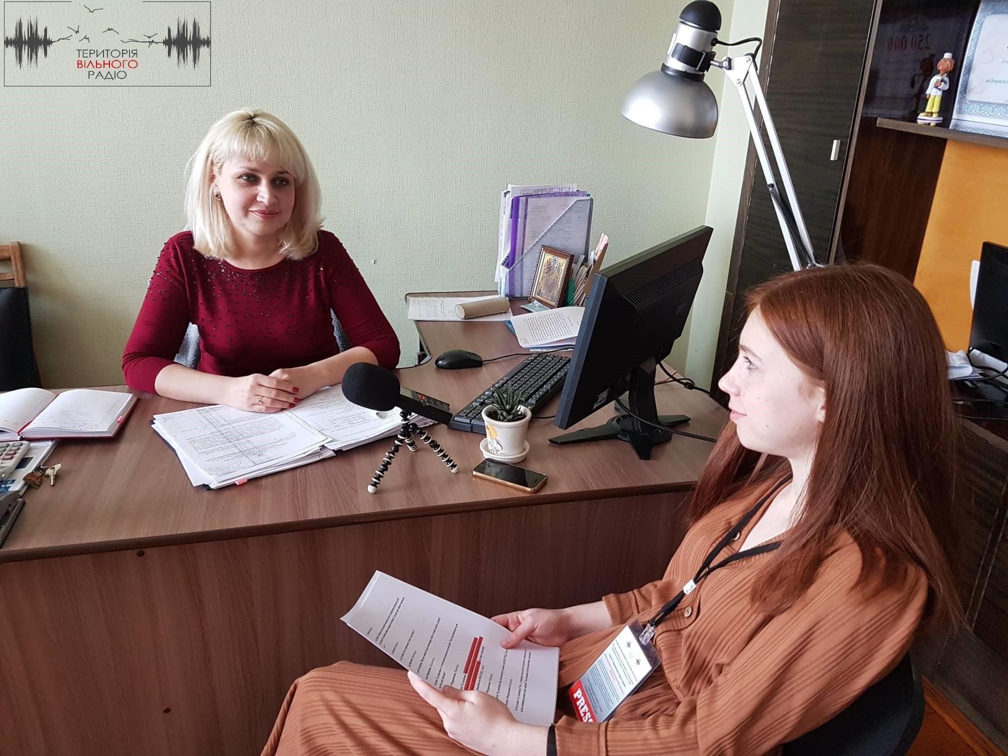 Інтерв'ю з Оленою Мироновою