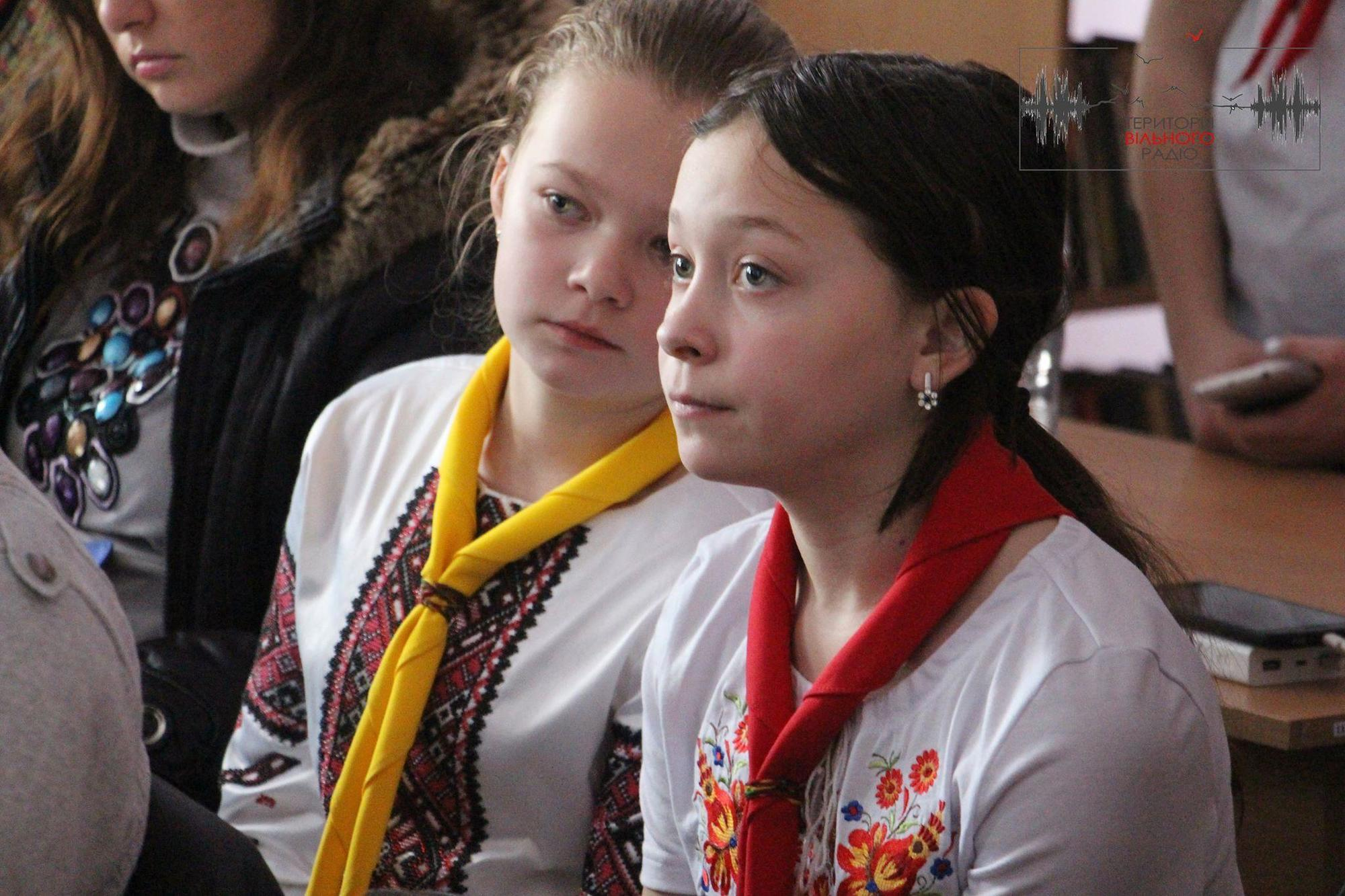 """Український скаутинг """"Пласт"""" запрошує до співпраці"""