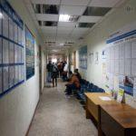В Бахмуте образовались незначительные очереди для изменения места голосования