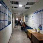 У Бахмуті утворилися незначні черги для зміни місця голосування