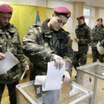 Майже 52 тисячі військових з ООС голосуватимуть на виборах Президента 2019, - Опора
