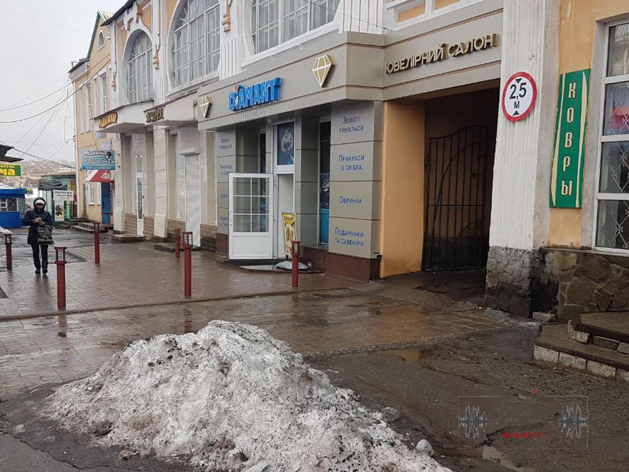 ПРавоохоронці напали на слід вбивці охоронця в ювелірній крамниці в Бахмуті