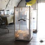 У військовому госпіталі в Часів Ярі проголосували 97% виборців