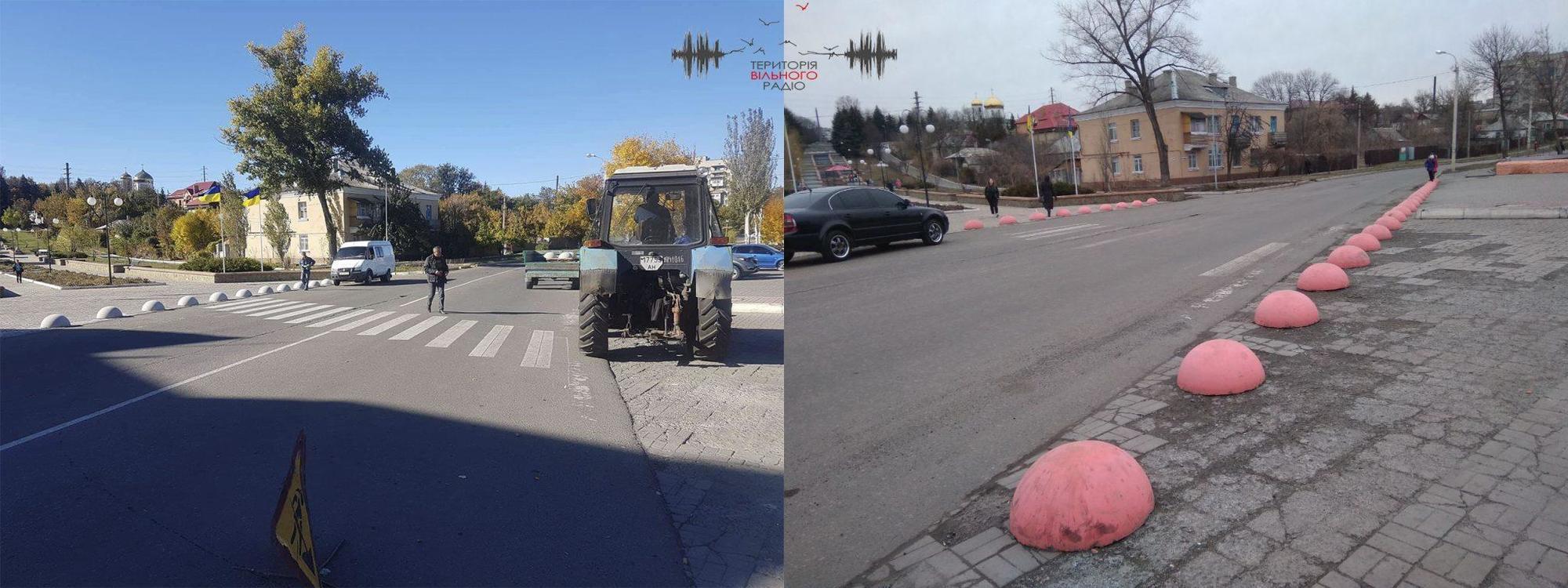Директор КП БККП порадив, що робити пішоходам і водіям поки на дорогах немає розмітки
