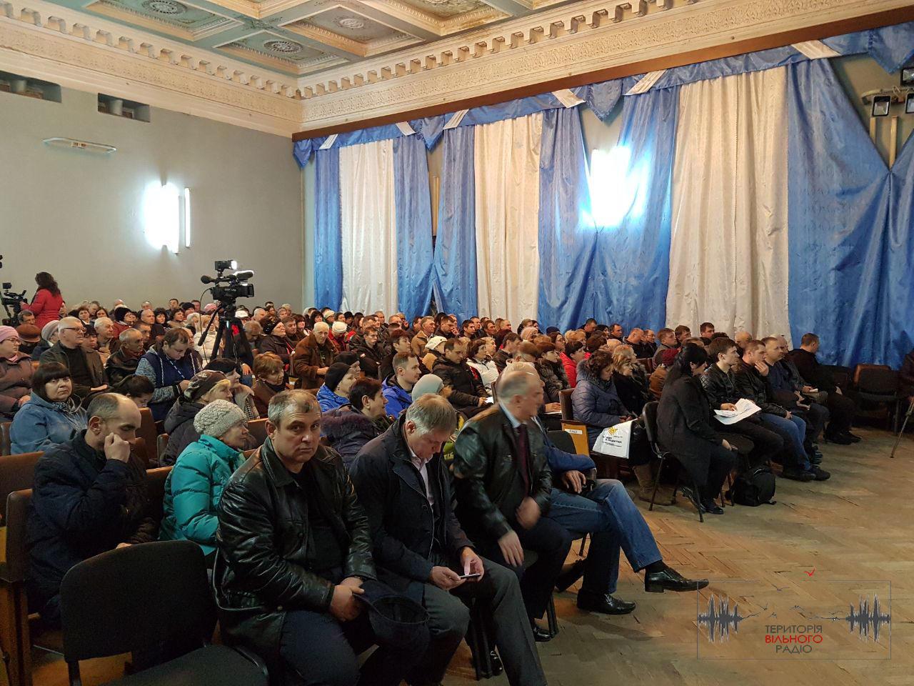 Кандидат у Пезиденти України Олександр Вілкул приїхав до Бахмута