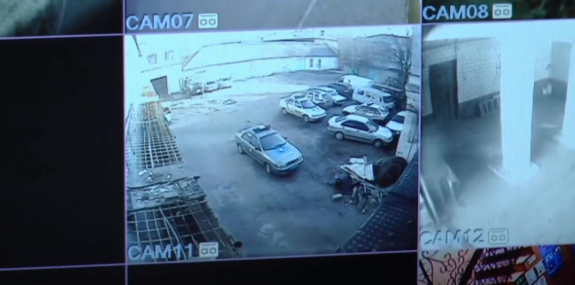 В Костянтинівці з'явились нові сучасні камери відеоспостереження
