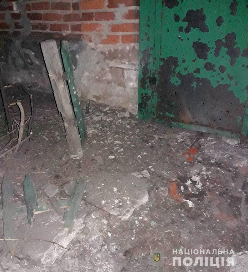 Під Торецьком бойовики обстріляли житловий масив