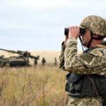 Доба в ООС: бойовики вбили українського військового