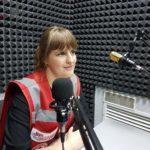 """""""Бажання допомагати людям"""". Інтерв'ю з фахівцем Служби розшуку Червоного Хреста Катериною Мороз"""