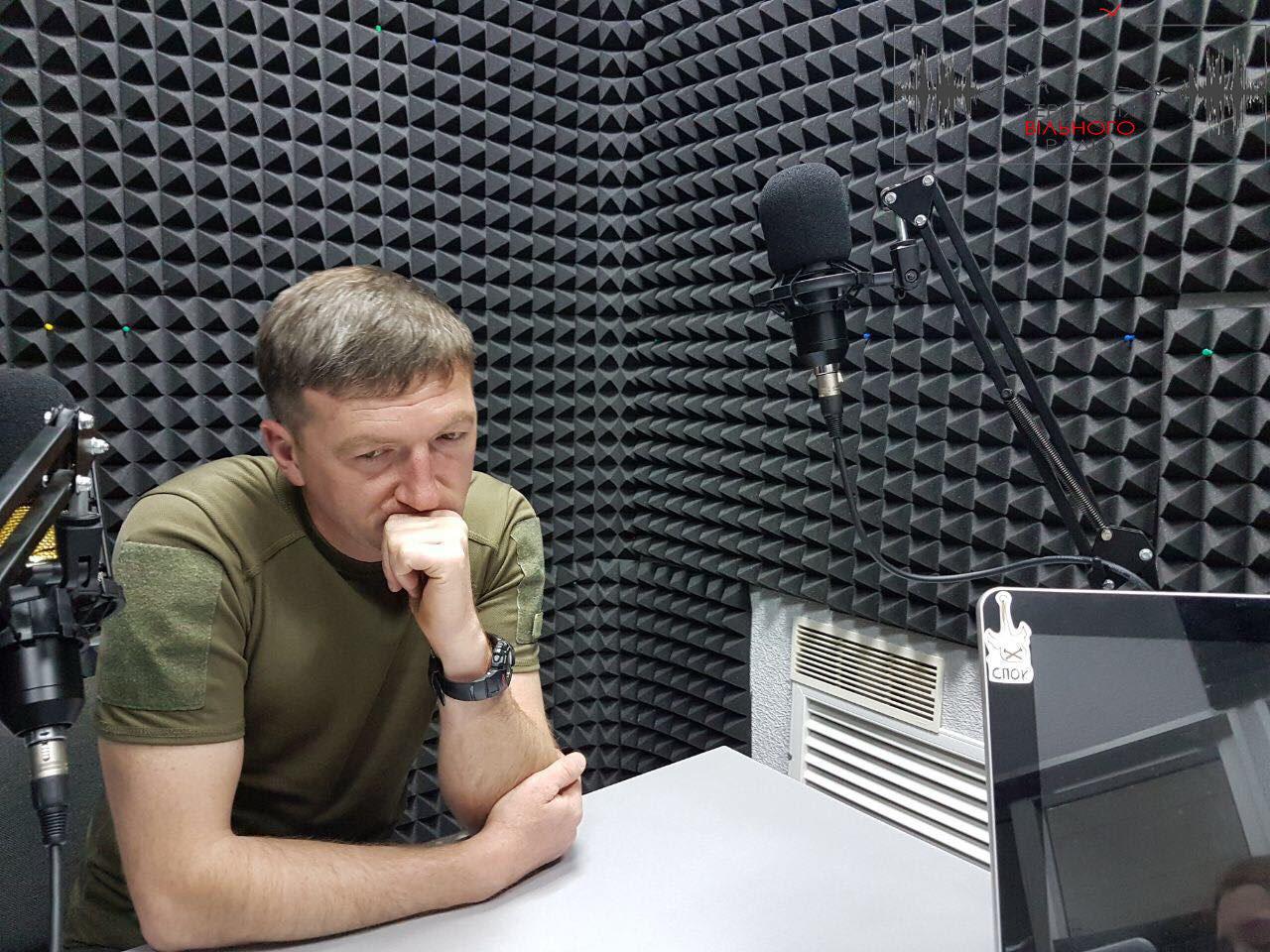 Інтерв'ю з Володимиром Весьолкіним