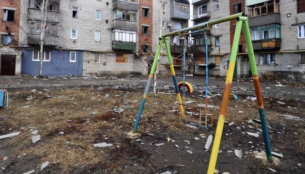 Діти на Донбасі, Діти в ООС, Діти в АТО