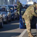 КПВВ на Луганщині та Донеччині працюють в штатному режимі