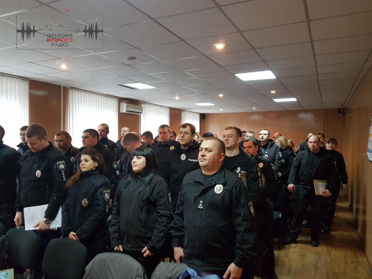 В Бахмуті, що в ДОнецькій області, відзначили день карного розшуку
