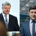 Зеленський та Порошенко підтвердили свою участь в дебатах (де і коли вони будуть)