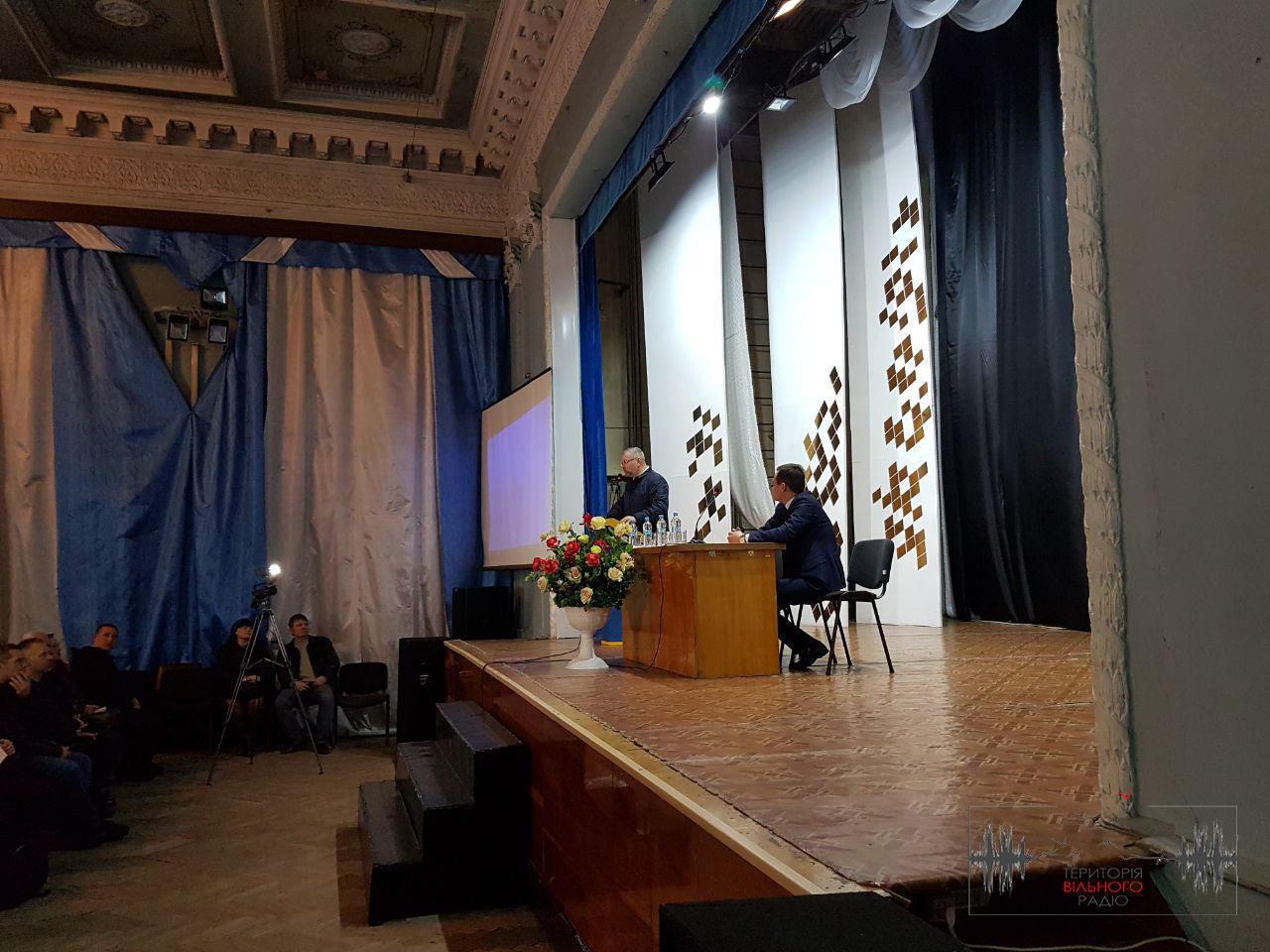Інтерв'ю з Анастасією Прокопенко