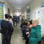У бахмутському відділі реєстрації виборців тимчасово не видають витягів