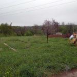 В Бахмуті освятили землю під перший храм Православної церкви України (ФОТО)