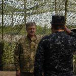 Президент України у Часів Ярі нагородив новими званнями 15 військових (ВІДЕО)