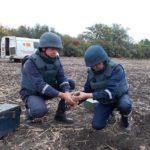 За рік в зоні ООС розмінували майже 5 тисяч га місцевості, — Наєв