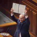 Спікер Верховної Ради підписав закон про українську мову