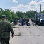 Бойовики передали Україні більше пів сотні засуджених з непідконтрольної території (ФОТО)