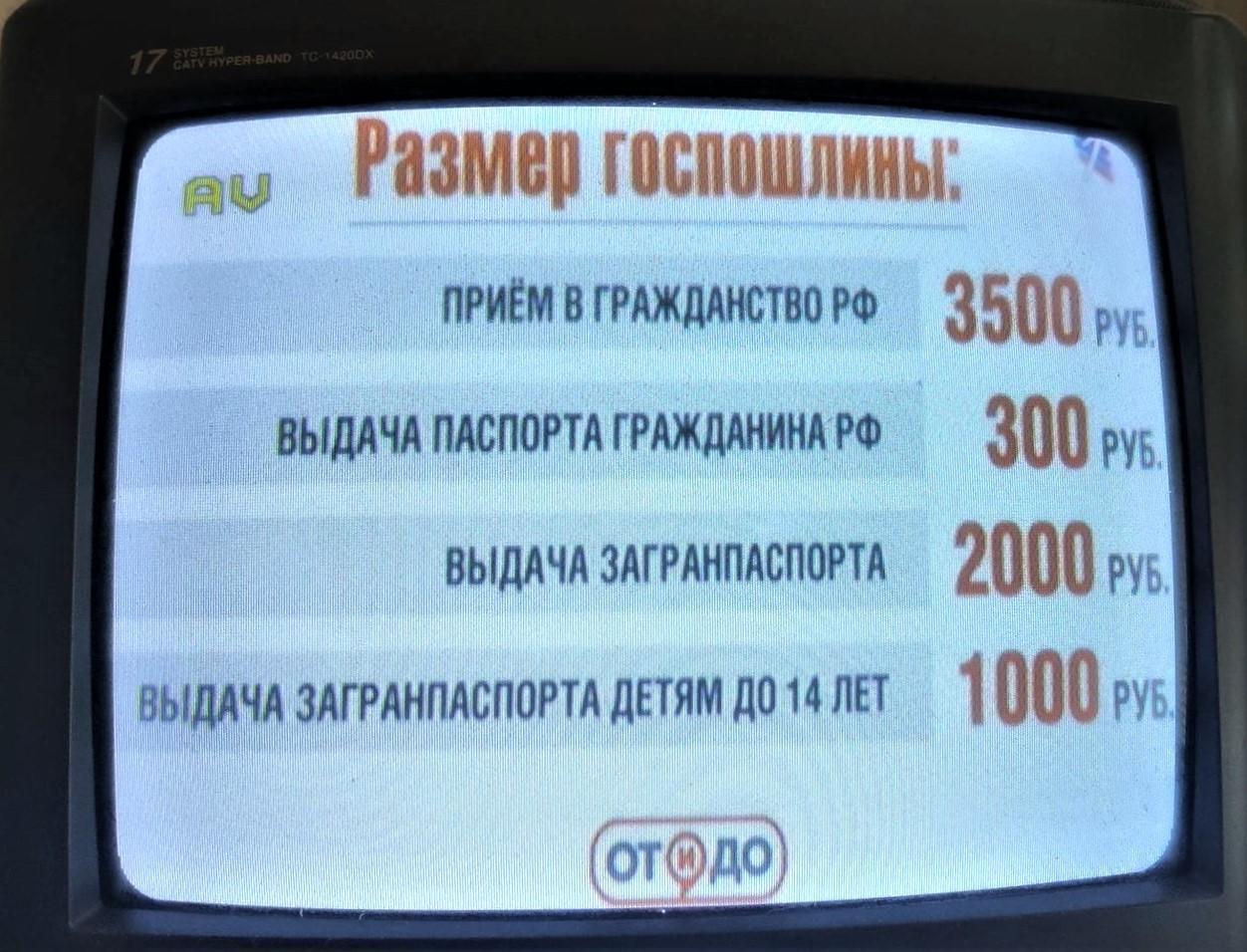 В ОРДЛО стали активніше видавати російські паспорти