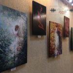 """""""Автограф на полотні"""". В Бахмуті відкрилась виставка художника-імпресіоніста з Донбасу"""
