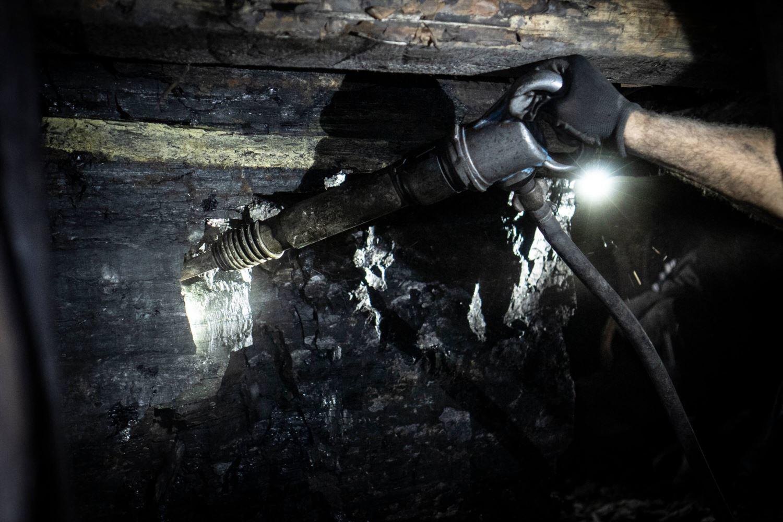 На Донеччині журналісти зробили відеотур по шахті у 360