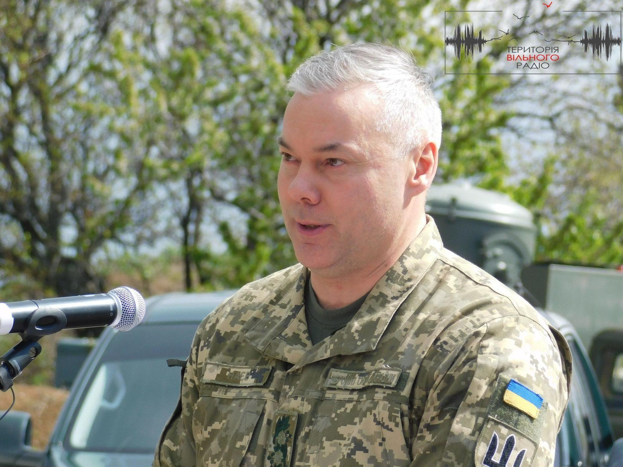 Порошенко призначив нового командувача ООС
