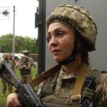 Змінила косметологію на військову службу: інтерв'ю з бойовим медиком Оленою Ільїнською