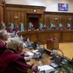 Конституційний суд майже за десять годин не вирішив чи законний розпуск Верховної Ради