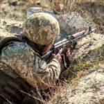 Доба в ООС: На Донбасі від обстрілів бойовиків загинув один військовий ЗСУ. Ще шестеро поранені