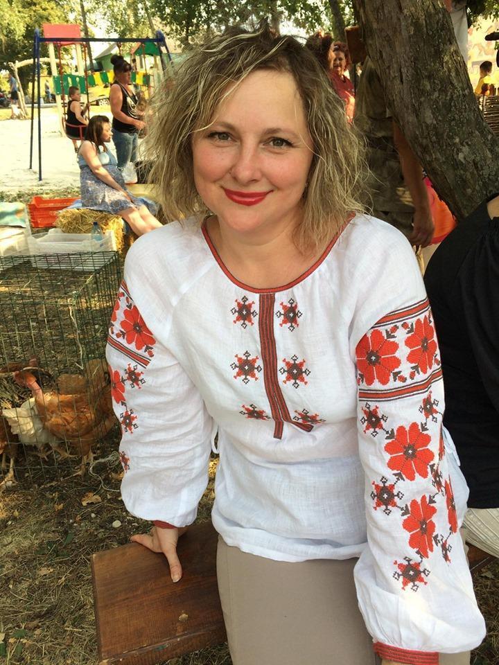 Ольга Барабаш, Костянтинівка