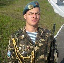 Сергій Кривошеєв, загиблий в катастрофі Іл-76 біля Луганська