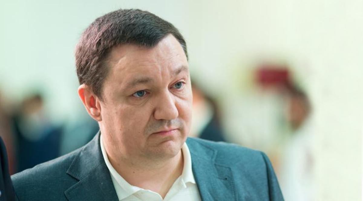 В киэвы помер від кулі пістолета Дмитро Тимчук