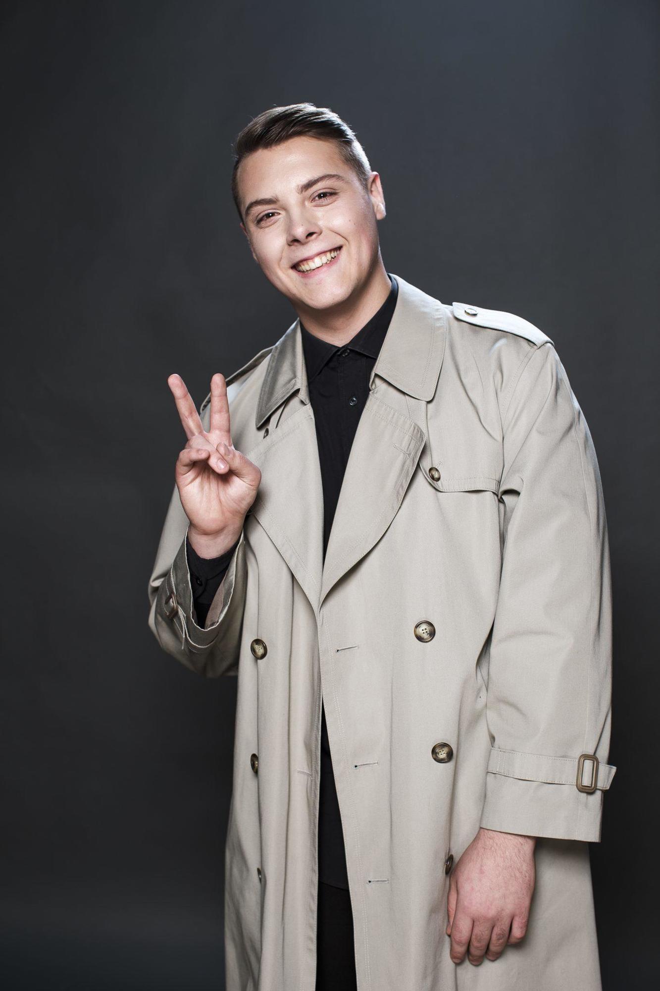 інтерв'ю з співаком-початківцем Данилом Однораленком
