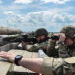 Бойовики відправили гуляти полем пенсіонера, щоб перевірити наявність мін, — штаб ООС (ФОТО)