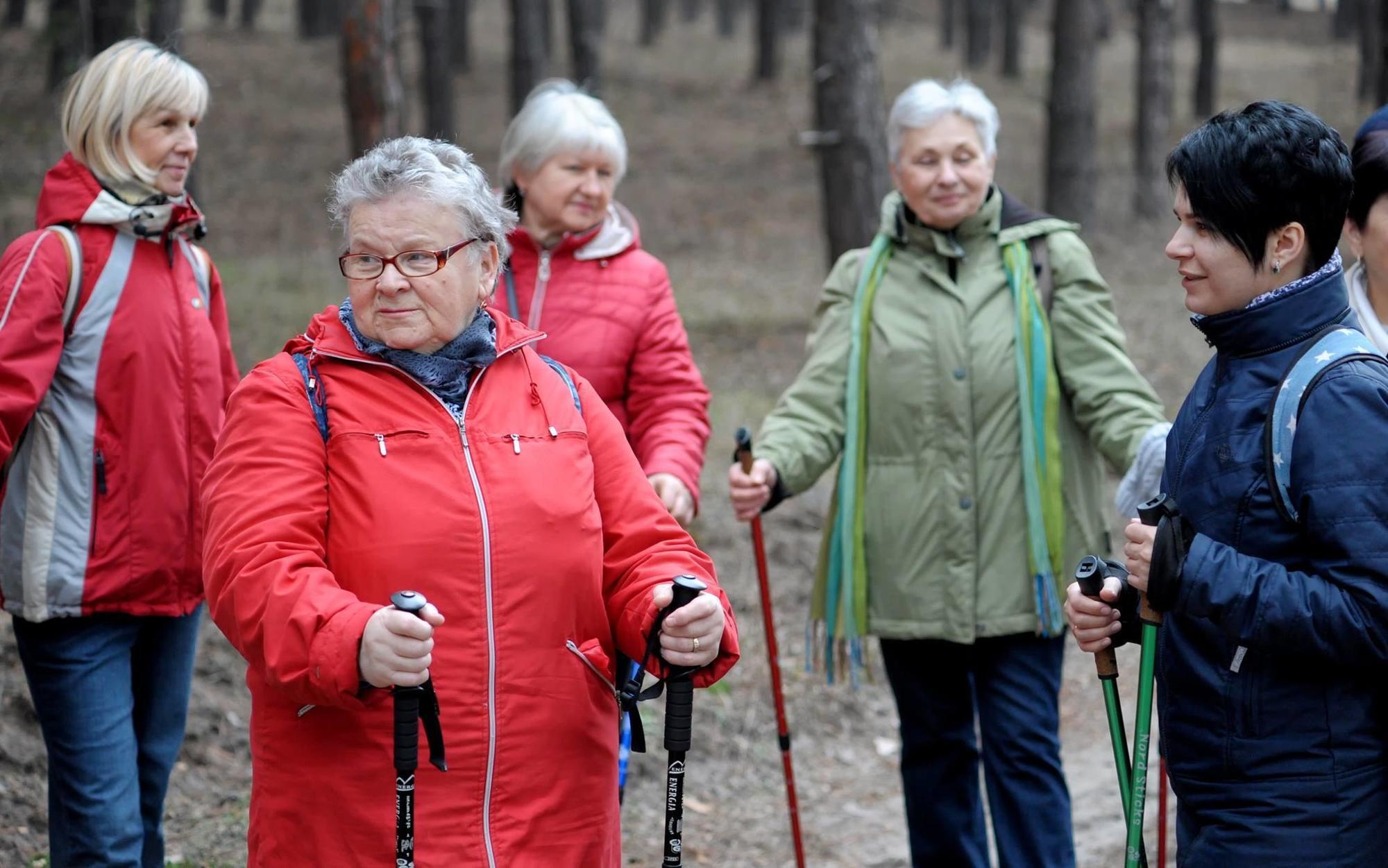 """Фундація підтримки осіб старшого віку """"Вік щастя"""""""